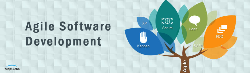 How does agile software development benefit customers