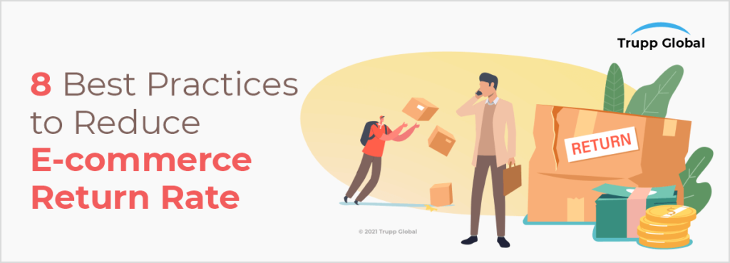 8 Best Practices to Reduce E-commerce Return Rate