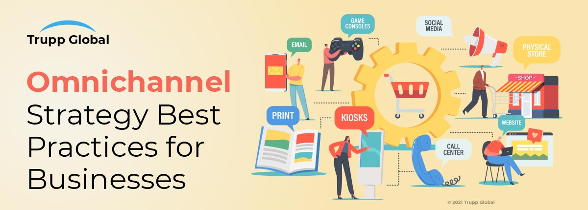 8 omnichannel strategy best practices for businesses